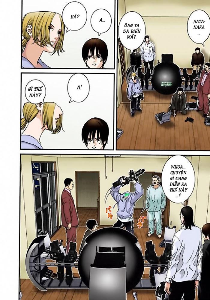 Gantz Chap 05: Ảo giác trang 2