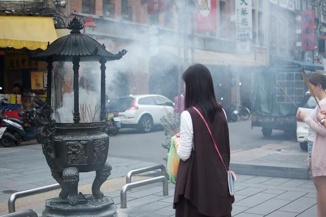Dihua Street Temple