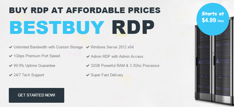 Best Buy RDP- Buy Cheap RDP - Buy RDP Online - USA/FR/NL
