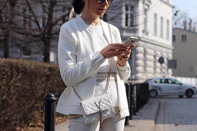 elegancko sportowy styl damski stylizacje minimalissmo
