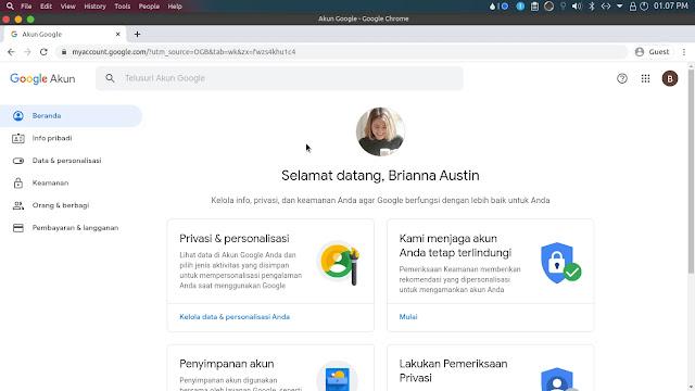 Cara Menampilkan Foto Profil pada Email yang bukan Gmail