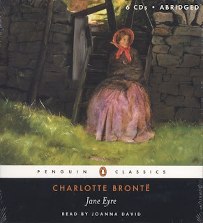 Audiobook Cover Jane Eyre by Charlotte Bronte