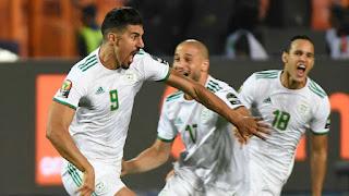 الجزائر يلعب ضد موريتانيا المباراة الودية اليوم