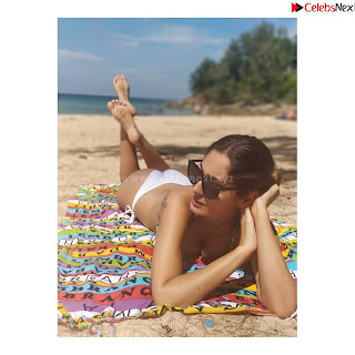 Bruna Abdullah in white bikini .xyz Exclusive Pics.jpg