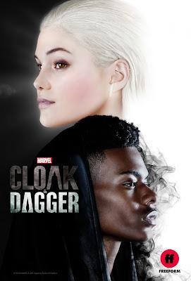 Cloak and Dagger key art