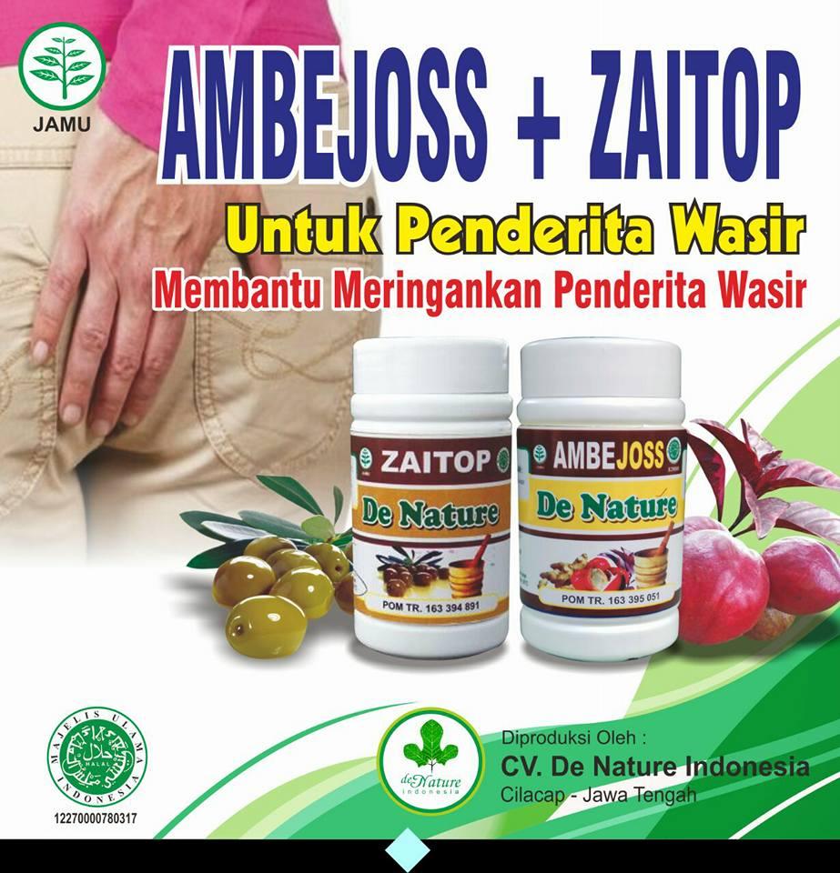 Obat Wasir / Ambeien Berdarah Di Aceh Tenggara. 081914906800