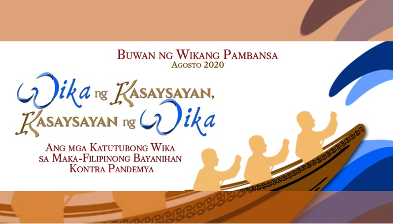 'Buwan ng Wika' 2020 theme, official memo, poster and sample slogan