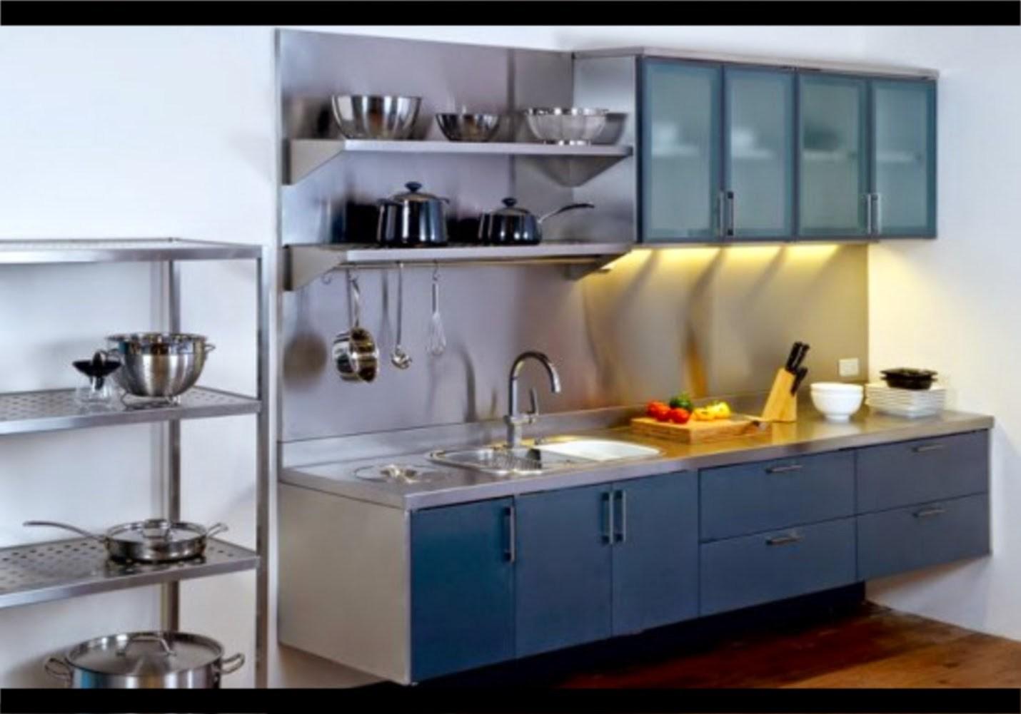Masprast Kitchen Set Minimalis Cakep Keren Serasi 085216881144
