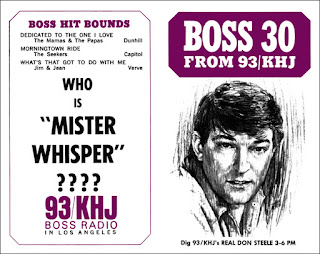 KHJ Boss 30 No. 84 - The Real Don Steele