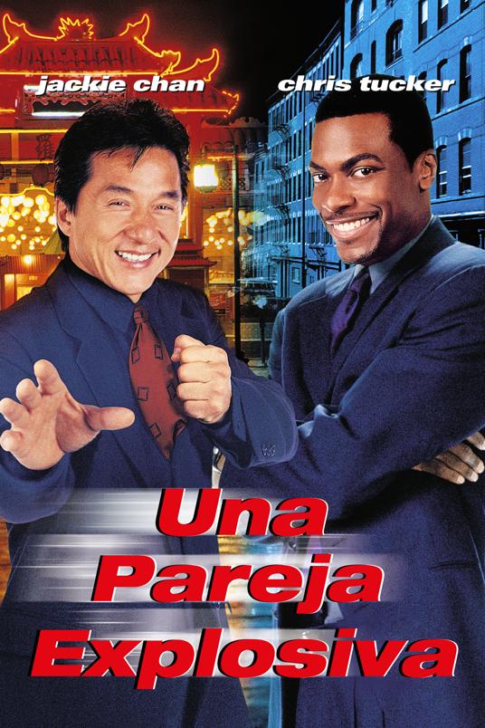 Una pareja explosiva (1998) Full HD 1080p Latino