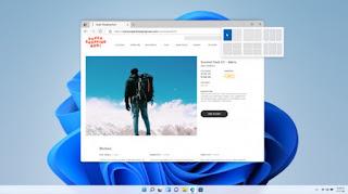 perubahan tampilan windows 11