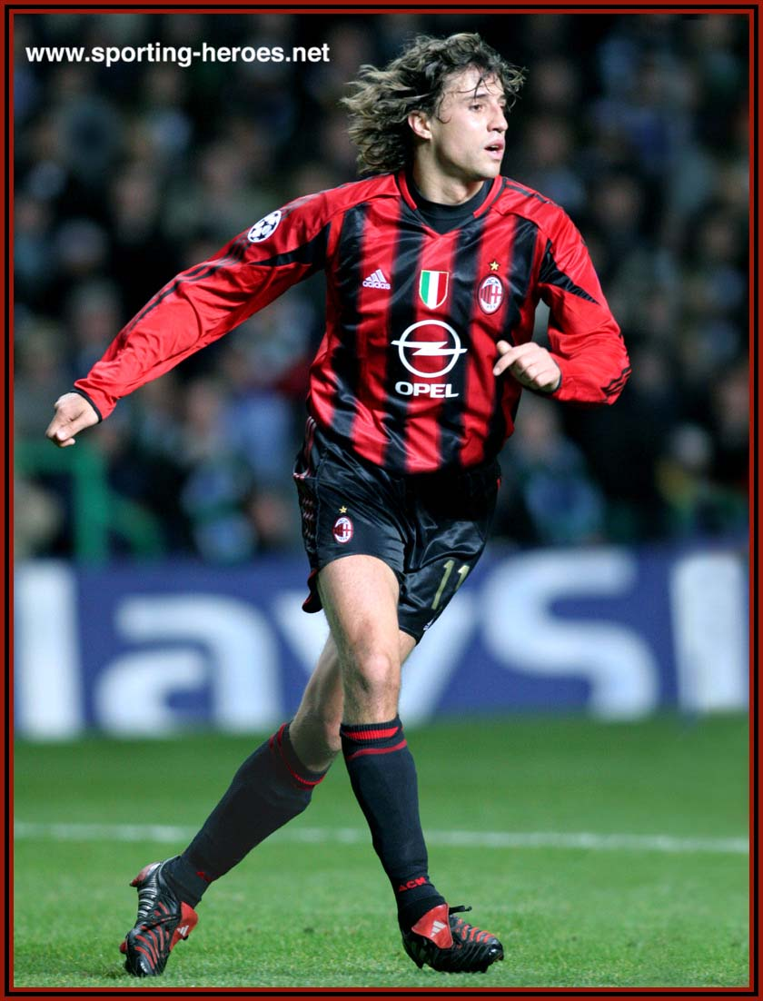 Hernan Crespo Pictures   Latest Sports Alerts