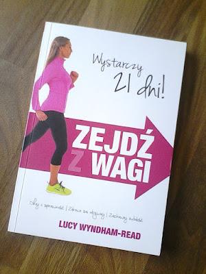 Zejdź z wagi - moja opinia o książce Lucy Wyndham-Read
