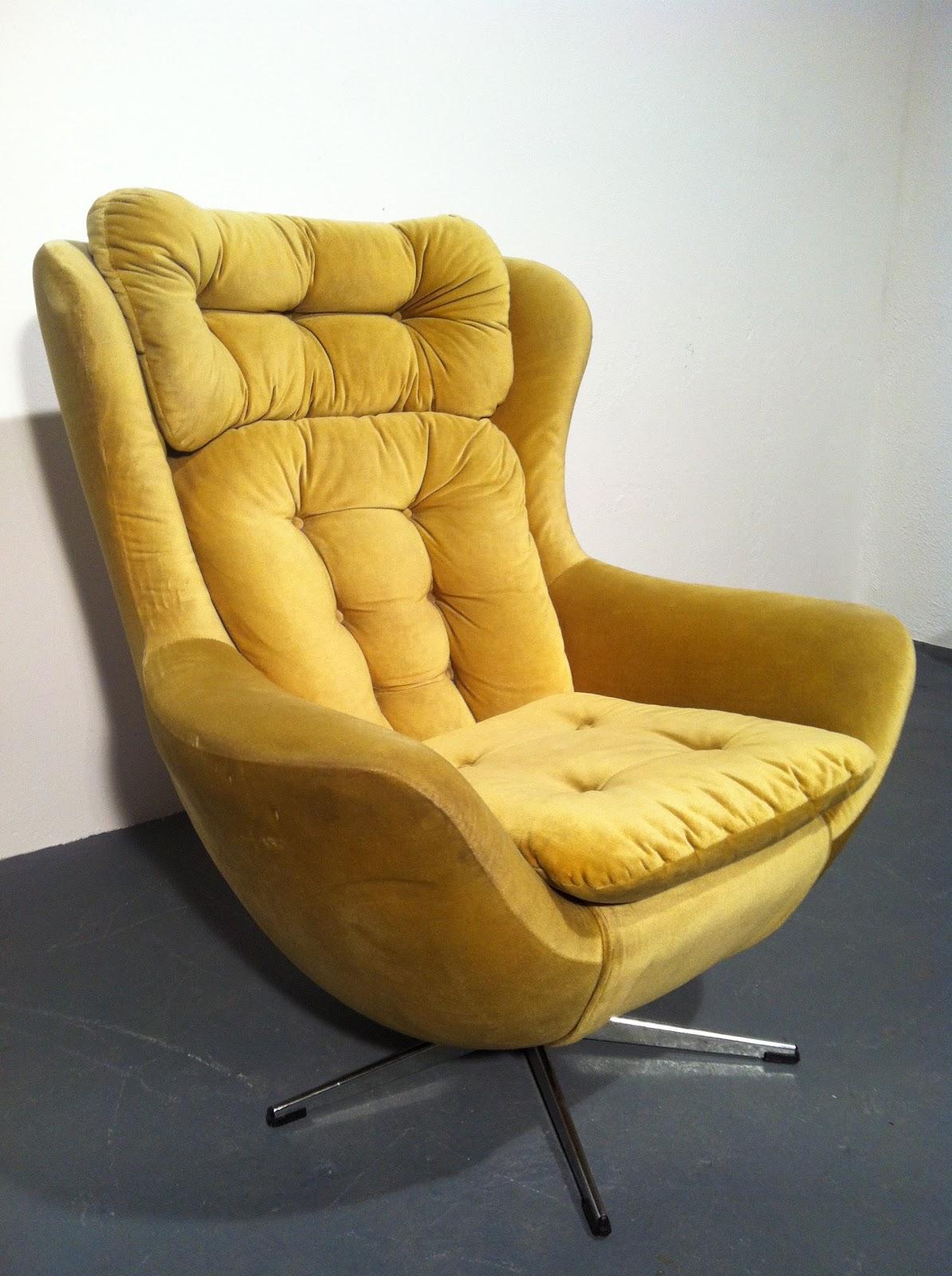 swivel chair ireland modern nursery rocking ocd vintage furniture june 2012