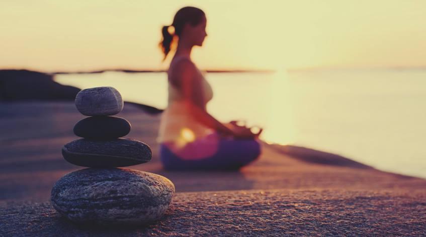 Gambar Meditasi untuk menenangkan jiwa dan pikiran
