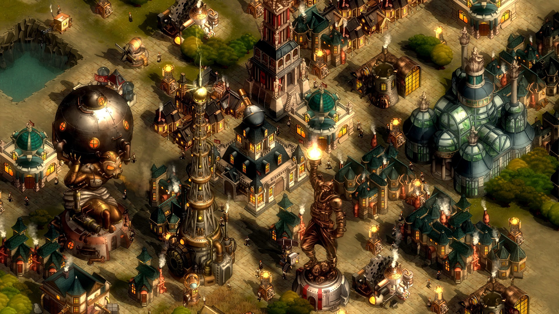 They Are Billions: Saving (The game was not completed completely, all research was pumped over)