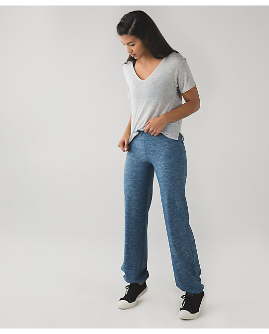 lululemon relaxed-fit-pants poseidon