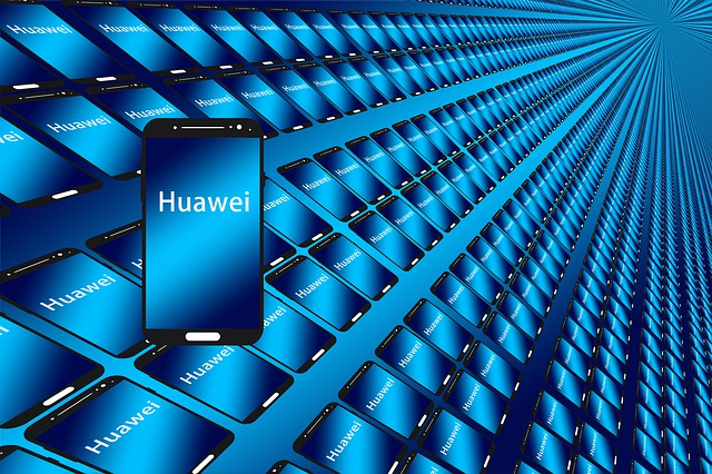 Huawei turns to pig farming as smartphone sales