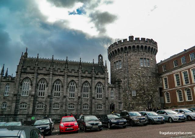 Capela Real e Torre Normanda do Castelo de Dublin