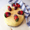 3 ingredients Soufflé Japanese Cheesecake