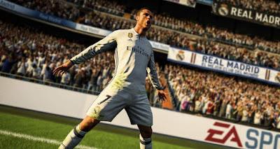 تحميل لعبة فيفا FIFA 18