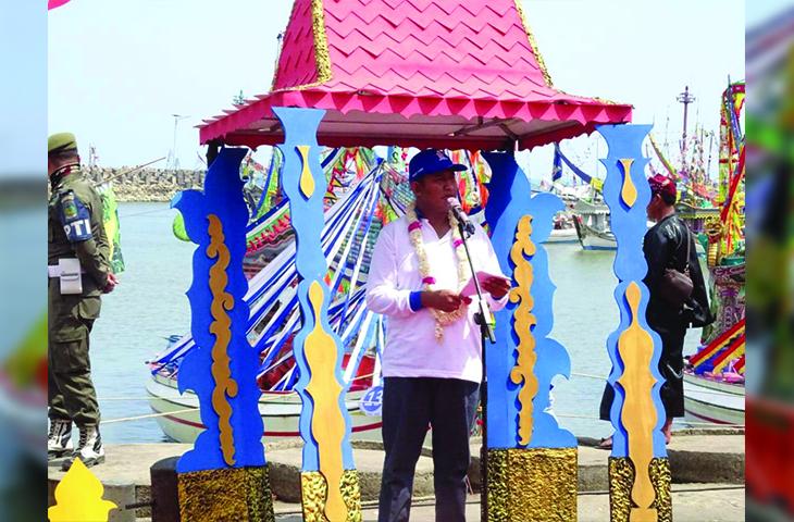 Festival Nelayan Rokat Tase' Sumenep