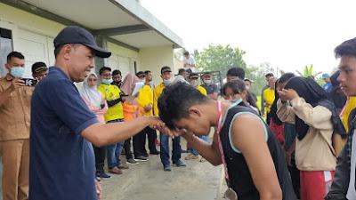 Sumbang 2 Medali Emas, Siswa SMA RJ Wakili Payakumbuh ke Provinsi
