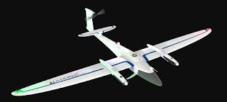 Drone Tipe Trinity F9 Quantum System