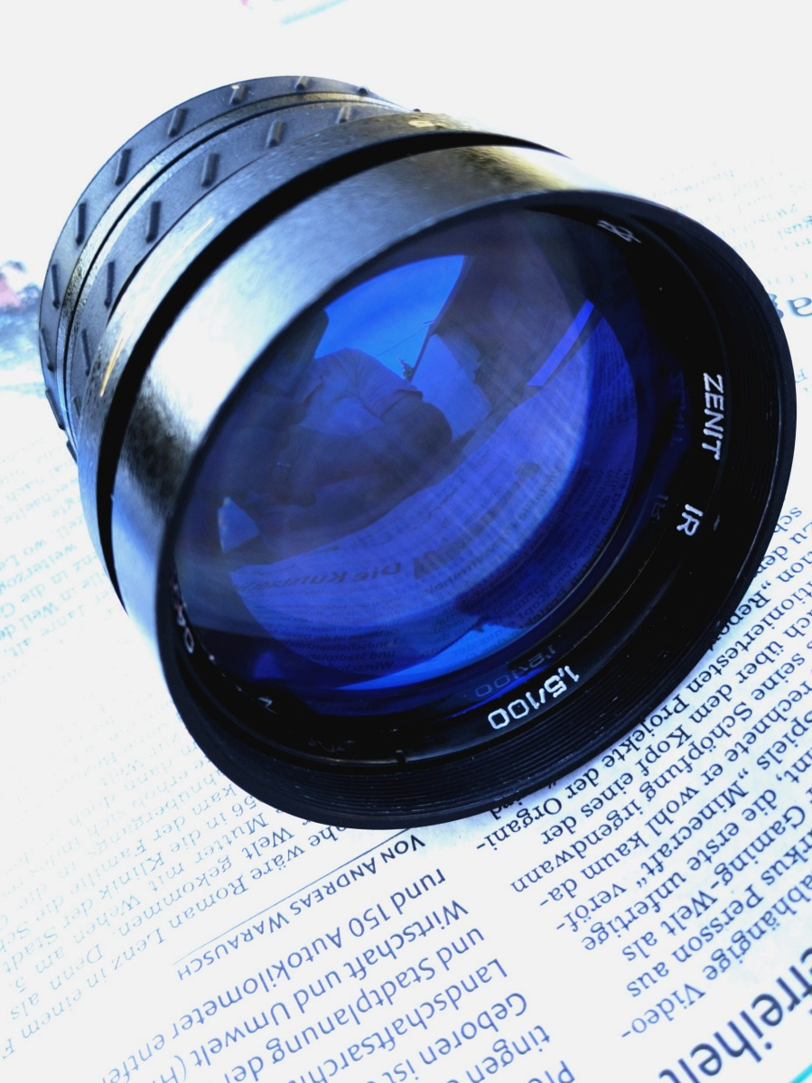 #329 Zenit IR 1.5/100 – Objektivvorstellung