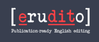 Erudito Editing Service.