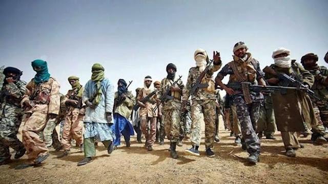 ثوار الطوارق النيجر