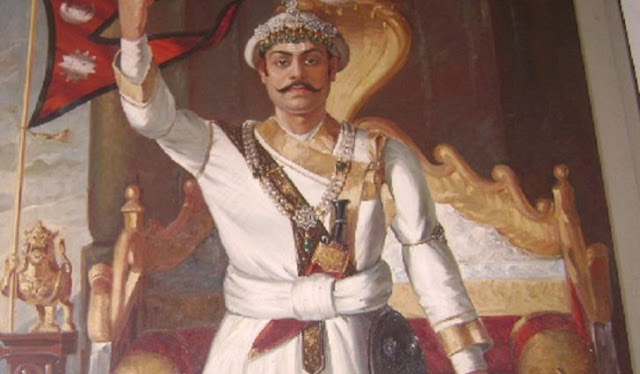 In Nepal, the monarchy of Shah Dynasty was made public