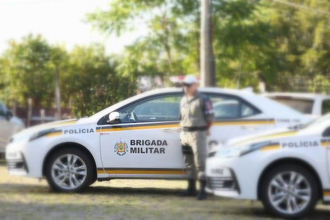 BM prende ladrão que assaltou pedestre no bairro Fátima em Cachoeirinha