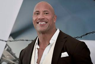 The Rock WWE Super star