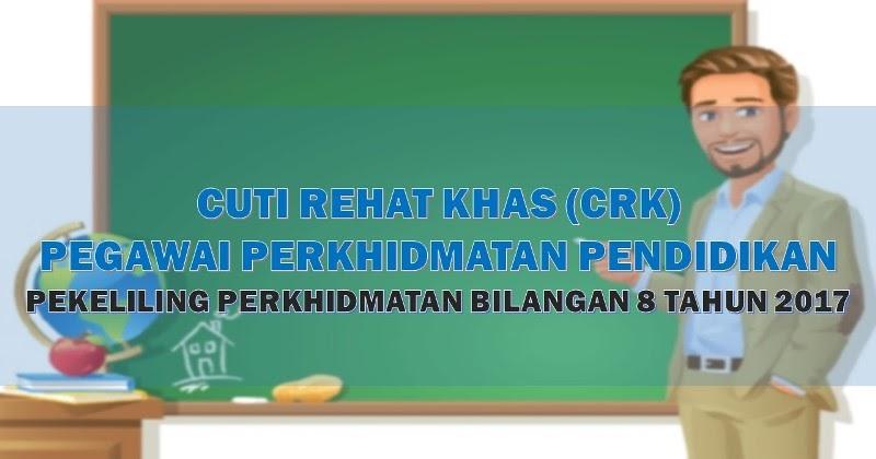 Peraturan Crk Guru Atau Pegawai Perkhidmatan Pendidikan Ppp Layanlah Berita Terkini Tips Berguna Maklumat