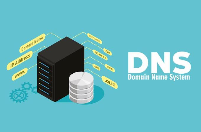 Domain Name System adalah