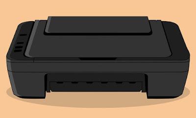 Cara Memperbaiki Printer Canon IP2770 Lampu Orange Berkedip 5 Kali