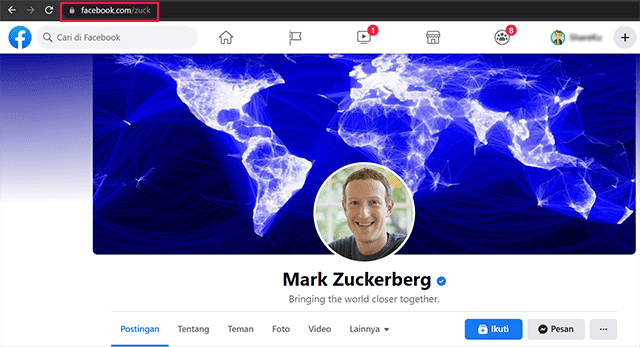 Alasan Kamu Harus Mengubah Link Facebook