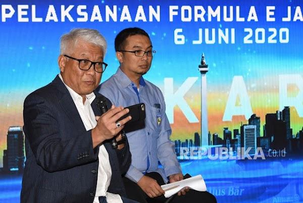 Jakpro: Keuntungan Formula E Bisa Capai Rp600 M per Acara