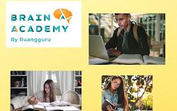 Brain Academy by Ruangguru Bimbel Online Terbaik di Indonesia