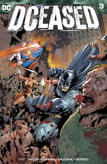 DCeased #3 cover
