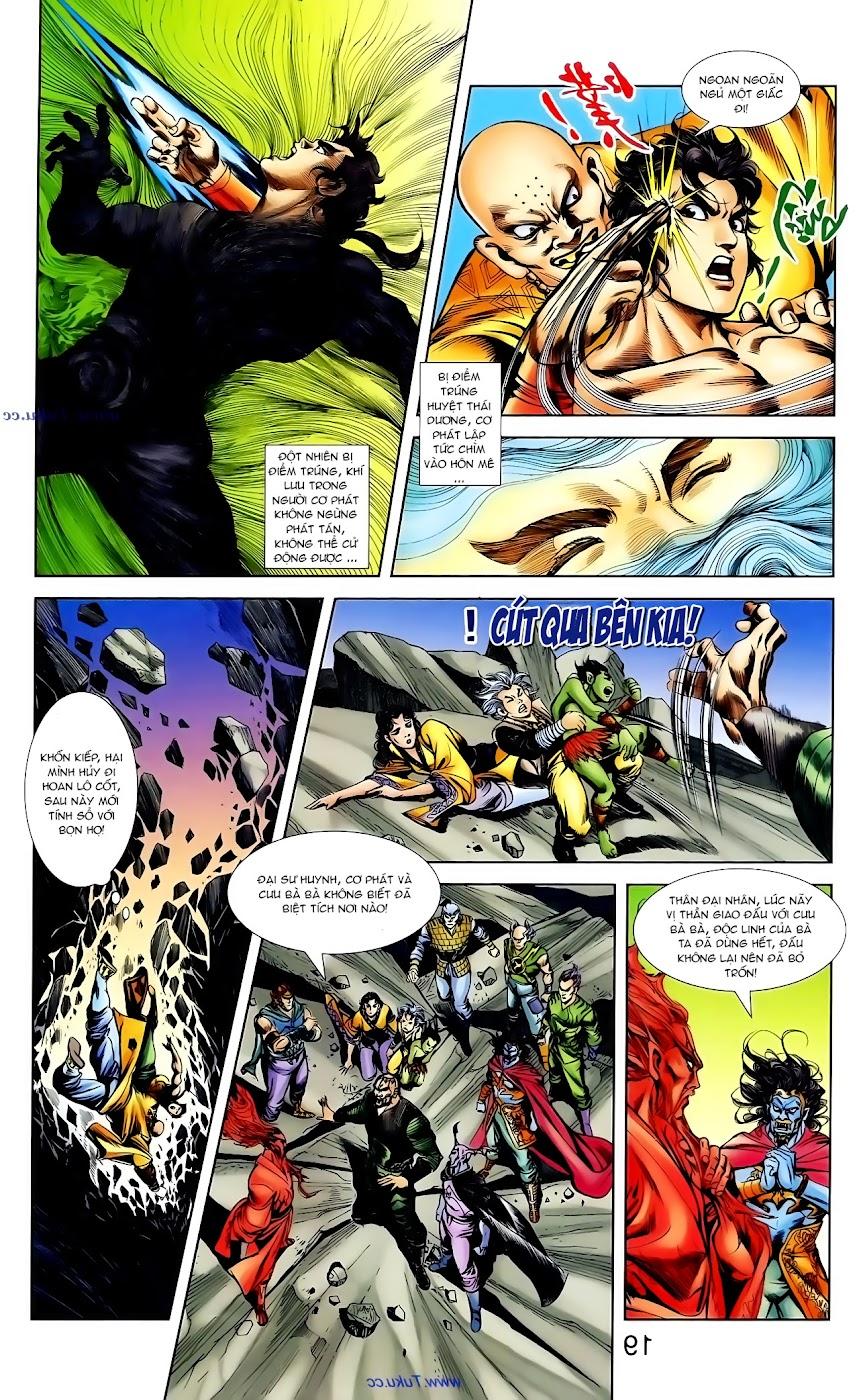 Cơ Phát Khai Chu Bản chapter 99 trang 13