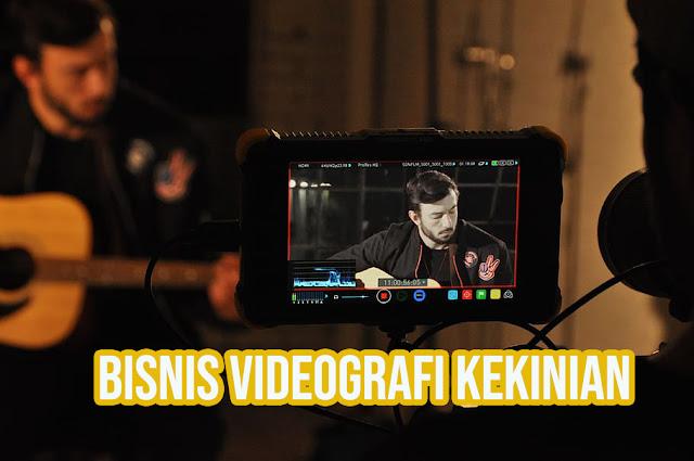 Peluang Bisnis Videografi