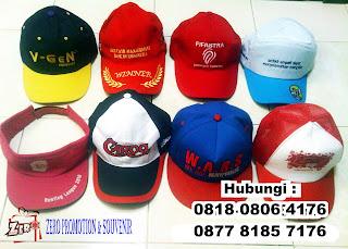 Pusat Konveksi Topi Promosi Tangerang