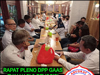 Suta Widhya, SH Terpilih Menjadi Sekjend di Rapat Pleno DPP GAAS