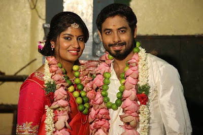 tamil_actor_aari_Nadhiya_wedding_photos