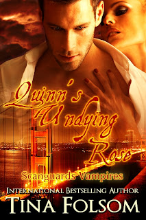Excerpt of Quinn's Undying Rose (Scanguards #6)