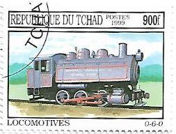 Selo Locomotiva a vapor 0-6-0