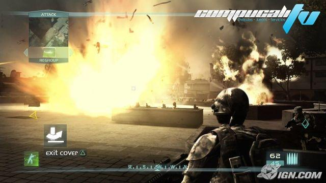 Ghost Recon Advanced Warfighter 2 PC Full Español Descargar DVD5