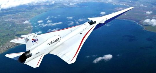 New Jets Aim to Stimulate Supersonic Travel